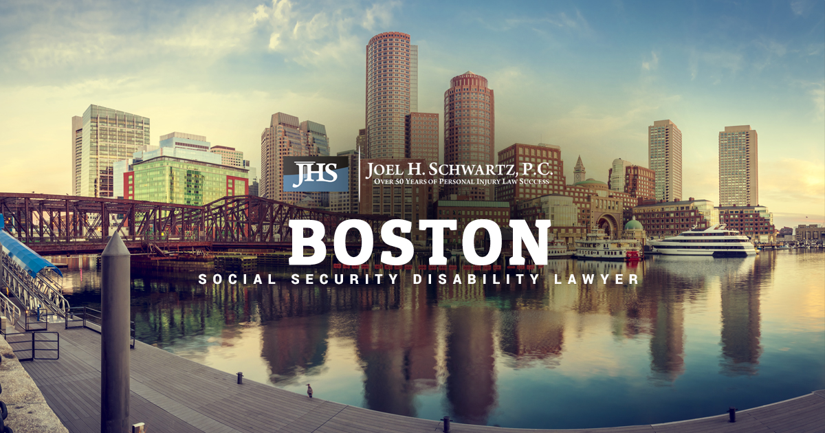 Boston Social Security Disability Lawyer | FREE Consultation