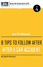 8 tips to follow when you get into a car accident