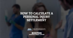 How to Calculate a Personal Injury Settlement