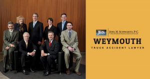 Weymouth Truck Accident Lawyer