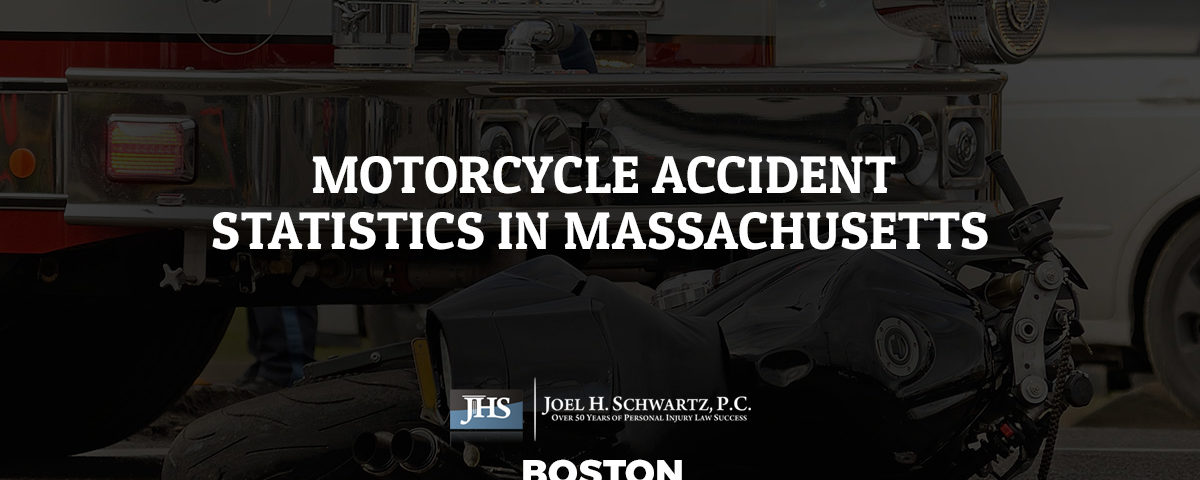 Motorcycle Accident Statistics in Massachusetts