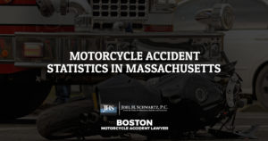 Motorcycle Accident Statistics in Massachusetts