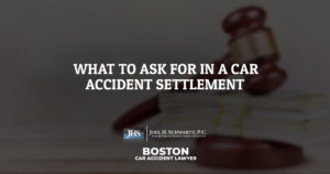 What to Ask for in a Car Accident Settlement