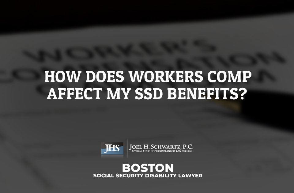 How Does Workers Comp Affect My SSD Benefits?