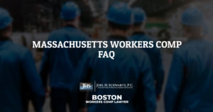 MA Workers Comp FAQ