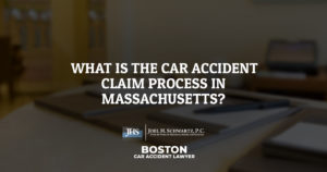 What Is the Car Accident Claim Process in Massachusetts?