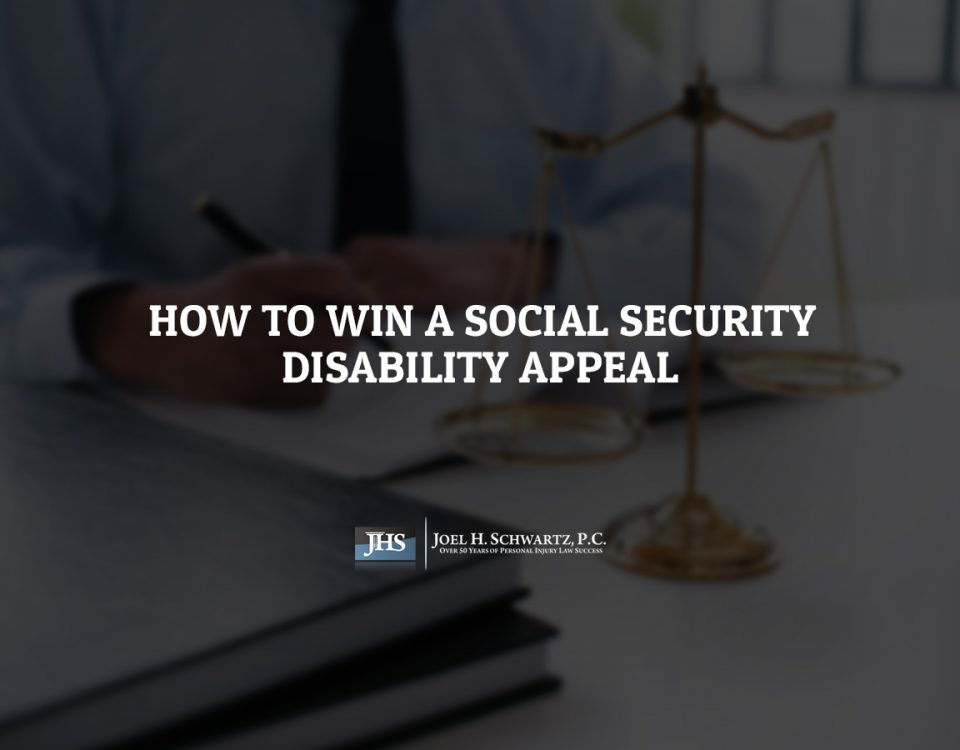 How to Win a Social Security Disability Appeal